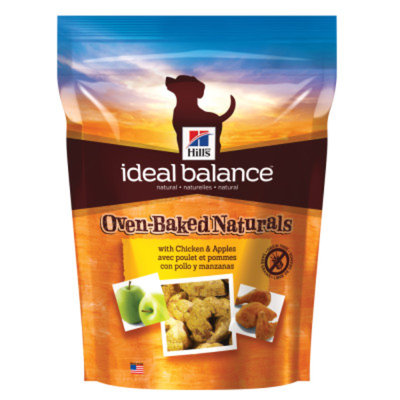 Hill's Ideal Balance Hill'sA Ideal BalanceTM Oven-Baked Naturals Dog Treat