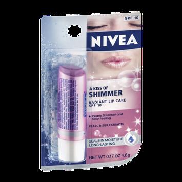Nivea A Kiss of Shimmer SPF 10
