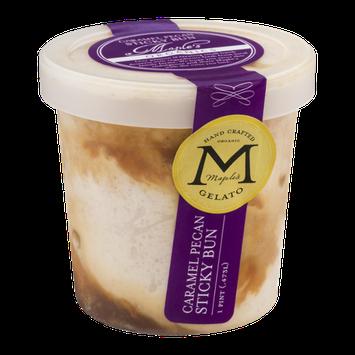 Maple's Organics Ice Cream Caramel Pecan Sticky Buns