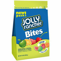 Jolly Rancher Bites Sour Candy