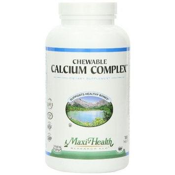 Maxi Chewable Calcium Complex, 180 Count
