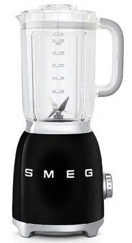 Smeg Retro 50s-Style Blender-BLACK-One Size