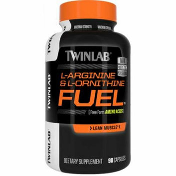Twinlab L-Arginine/L-Ornith Fuel 90 capsules