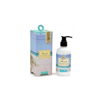 Michel Design Works Hand and Body Lotion, 8-Ounce, Beach