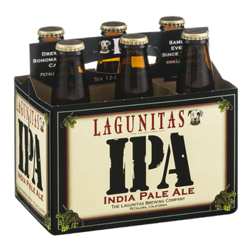 Lagunitas IPA India Pale Ale - 6 CT