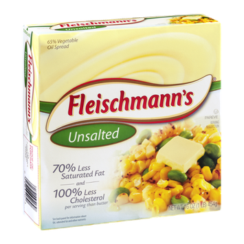 Fleischmann's Vegetable Oil Spread Unsalted