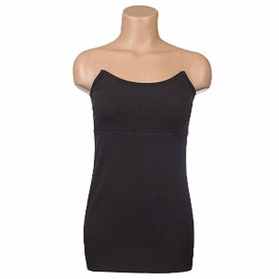 Undercover Mama Slim Mama Nursing Tank Top, XL, Black, 1 ea