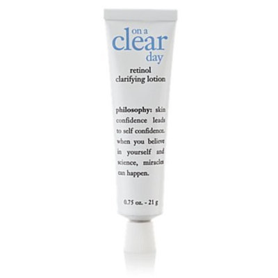 Philosophy On a Clear Day Retinol Clarifying Lotion, 0.75 Ounce