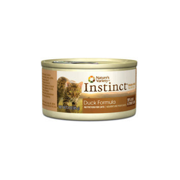 Nature's Variety Instinct Limited Ingredient Diet Duck Canned Cat Food