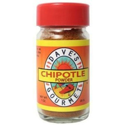 Daves Gourmet Dave's Chipotle Powder