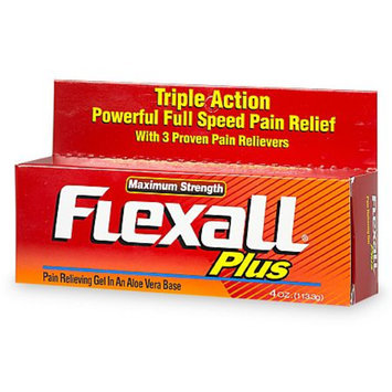 Flexall Plus Maximum Strength Pain Relieving Gel