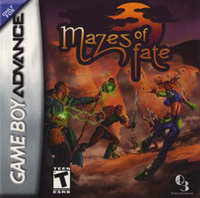 O~3 Entertainment Mazes of Fate
