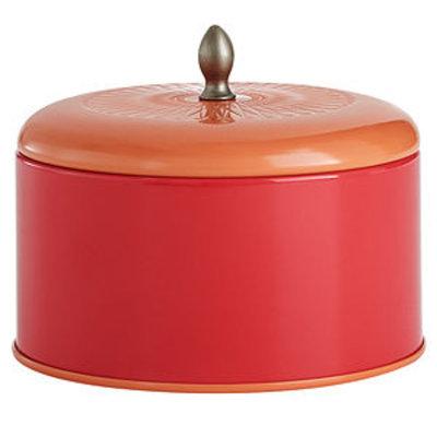Illume Essential Color Block Tin Candle, Anemone, 11.9 oz