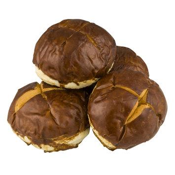 La Boulangerie Bakery & Cafe Rolls Pretzel Sandwich - 4 CT