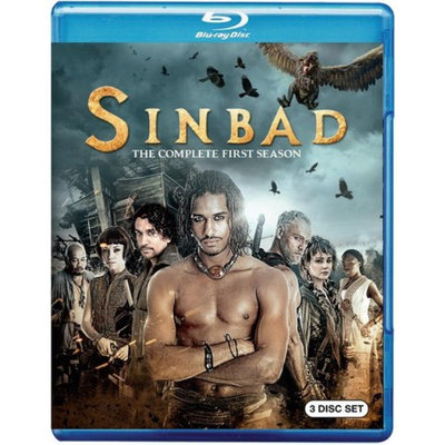 Sinbad: Season One (Blu-ray) (Widescreen)