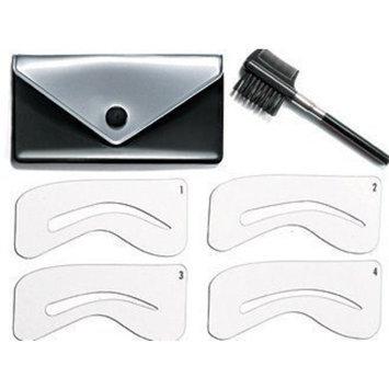 Avon Zalan Perfect Brow Makeup Eyebrow Stencil Kit