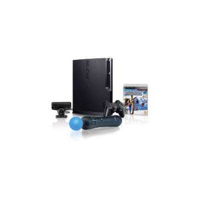 Sony Computer Entertainment PlayStation 3 320GB Sports Champions Move Bundle