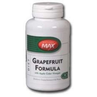 Naturalmax Grapefruit Formula Capsules, 1000 Mg, 90 Count