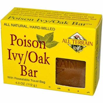 All Terrain Poison Ivy Oak Bar Soap 4 oz