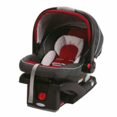 Graco SnugRide Click Connect 35 Infant Car Seat - Red Chilli