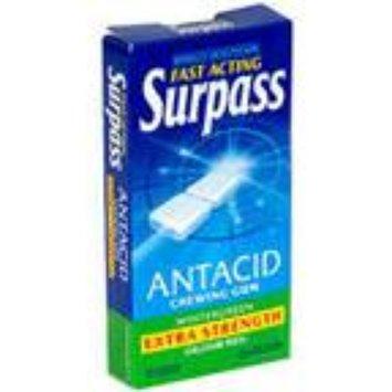 Surpass Antacid Chewing Gum