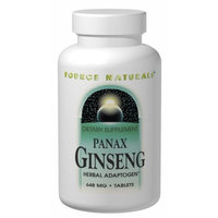 Source Naturals, Ginseng (Panax) 648mg, 250 Tablets