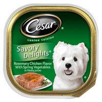 Cesar cesarA Savory DelightsTM Adult Dog Food