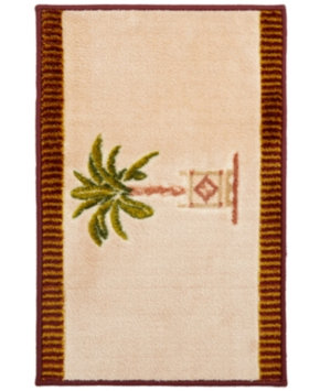 Avanti Bath Rug, Banana Palm 20