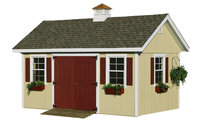 Homeplace By Suncast HomePlace by Suncast Stuido Garden Building (10 ft. x 16 ft.)