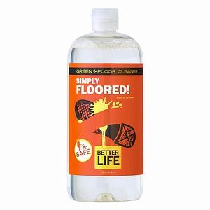 Better Life Simply Floored! Green Floor Cleaner