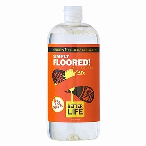 Better Life Simply Floored! Green Floor Cleaner