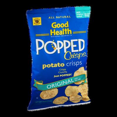 Good Health Popped Potato Crisps Original with Sea Salt