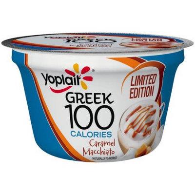 Yoplait® Greek 100 Calories Caramel Macchiato Fat Free Yogurt