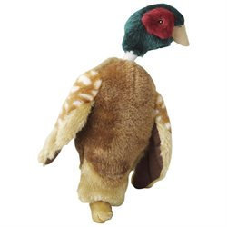 Spot Woodland Pheasant Dog Toy