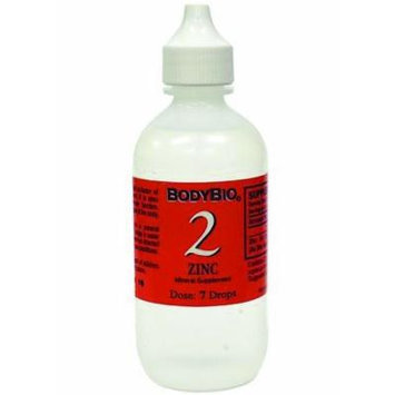 BodyBio , Zinc #2 Liquid Mineral , 4oz