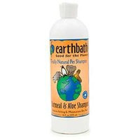 Earthbath - Pet Shampoo Oatmeal & Aloe - 16 oz.