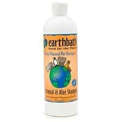 Earthbath - Pet Shampoo Oatmeal & Aloe - 16 oz.