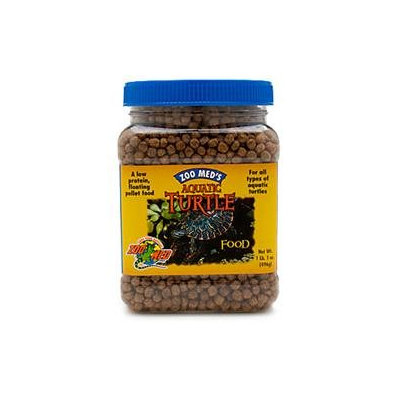 Zoo Med Labs Inc. Zoo Med Labs Natural Aquatic Turtle Food - Growth Formula - 13 oz