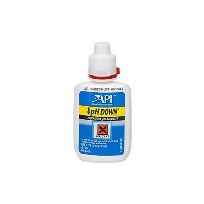 Mars Fishcare 30A Ph Down Bottle