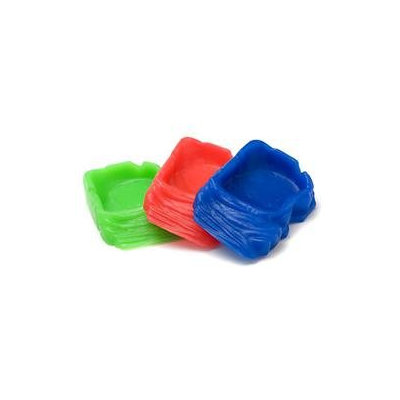 Zoo Med Hermit Crab Ramp Bowl, Small, Color: Assorted