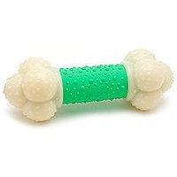 Nylabone Corp bones Nylabone Corp - bones - Dura Chew Double Action- Mint Souper - NTG105