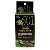 Zoo Med Laboratories Zml Filter Carbon Replacement 501