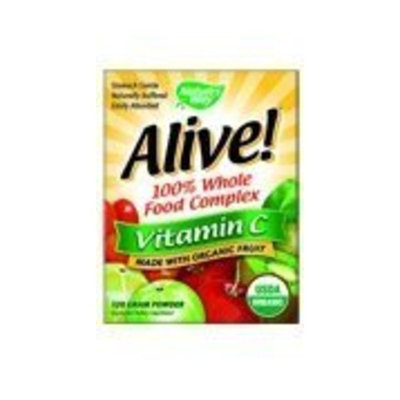 Nature's Way Alive! Soy Shake, Vanilla, 1.3 Pound