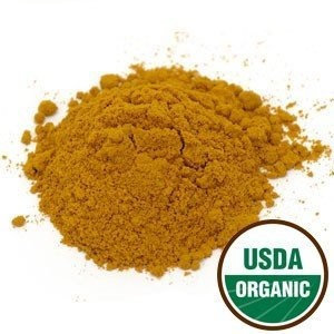 Starwest Botanicals Organic Turmeric Powder Pouch