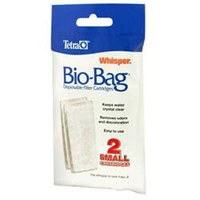 Tetra Whisper Bio-Bag Cartridge - Medium - 3 pack