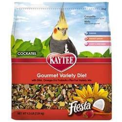 Kaytee Fiesta Cockatiel Food (2.5 lbs.)