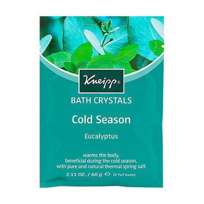 Kneipp Thermal Spring Bath Salt 1 Pouch - Eucalyptus - Sinus Relief