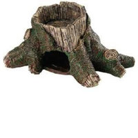 Critter Creations sporn Critter Creations (Sporn) SZN00953 Small Animal Trunk Feeder and Hideaway Combo