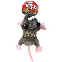 Sergeant's Pet Sergeant's Tred Hedz Soft Dog Toy