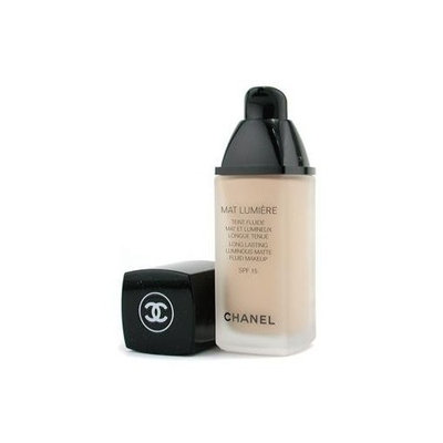 Chanel Mat Lumiere Long Lasti Luminous Matte Fluid Makeup SPF15 # 20 Clair 1 oz. Makeup Women